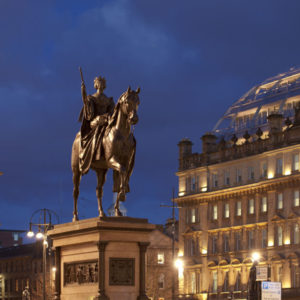 scotland,glasgow,architecture,night photography