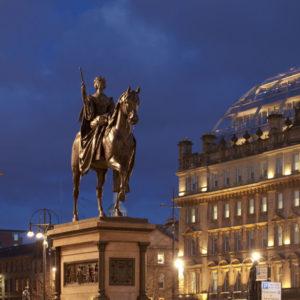 scotland,glasgow,architecture,night photography