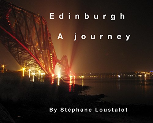 edinburgh a journey book cover