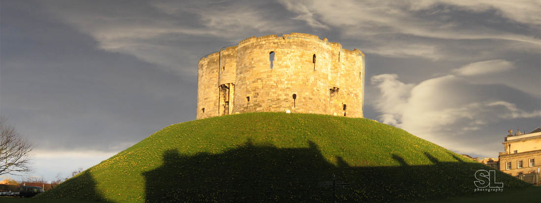 england, york, clifford's tower